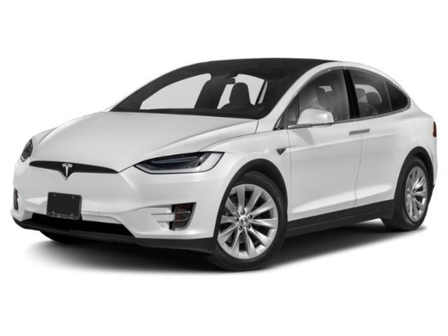 2020 Tesla Model X Performance Performance AWD Electric [0]