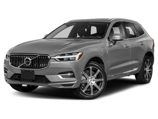 2020 Volvo XC60 Momentum T8 eAWD Plug-In Hybrid Momentum Turbo/Supercharger Gas/Electric I-4 2.0 L/120 [28]