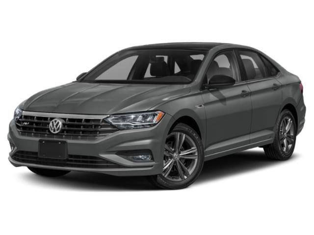 2020 Volkswagen Jetta R-Line R-Line Auto w/ULEV Intercooled Turbo Regular Unleaded I-4 1.4 L/85 [2]