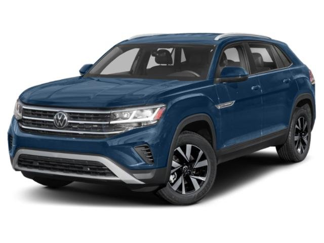 2020 Volkswagen Atlas Cross Sport 2.0T SEL 2.0T SEL FWD Intercooled Turbo Premium Unleaded I-4 2.0 L/121 [0]