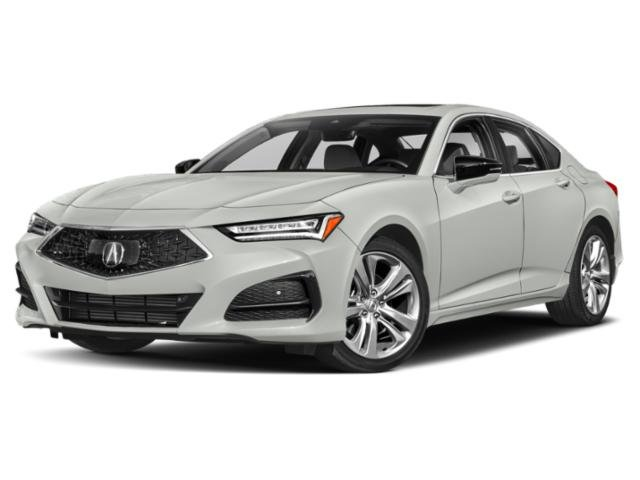 2021 Acura TLX with Technology Package