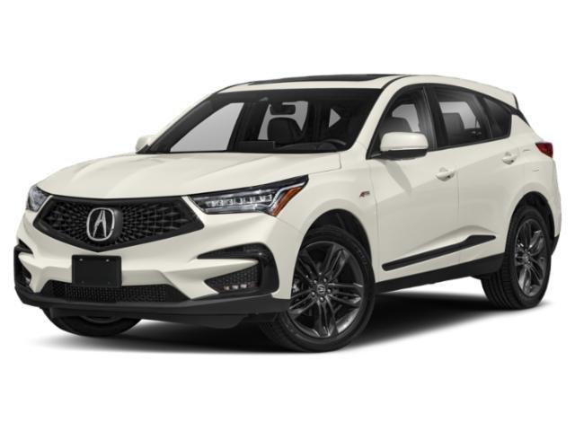2021 Acura RDX w/A-Spec Package SH-AWD w/A-Spec Package Intercooled Turbo Premium Unleaded I-4 2.0 L/122 [12]
