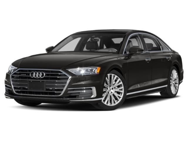 2021 Audi A8 L 4.0 60 TFSI quattro Twin Turbo Gas/Electric V-8 4.0 L/244 [17]