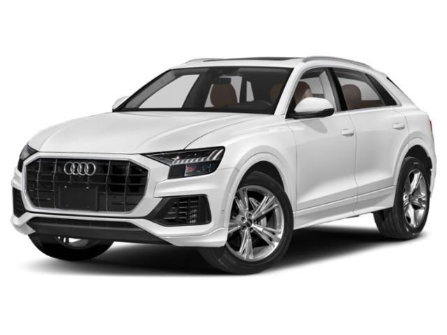 2021 Audi Q8 Premium Premium 55 TFSI quattro Intercooled Turbo Gas/Electric V-6 3.0 L/183 [2]
