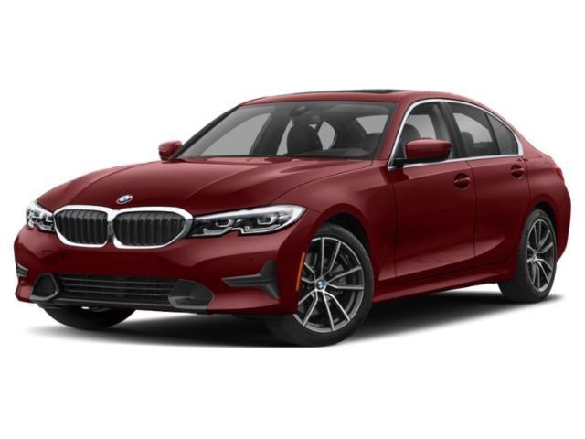 2021 BMW 3 Series 330i 330i Sedan North America Intercooled Turbo Premium Unleaded I-4 2.0 L/122 [1]