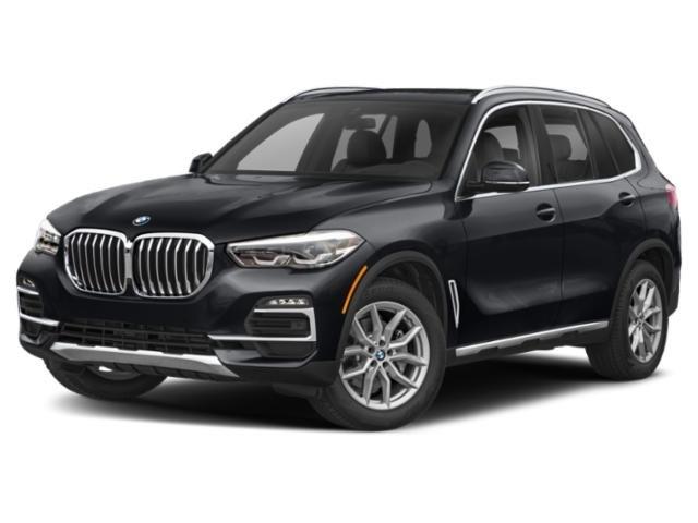 2021 BMW X5 sDrive40i sDrive40i Sports Activity Vehicle Intercooled Turbo Gas/Electric I-6 3.0 L/183 [2]