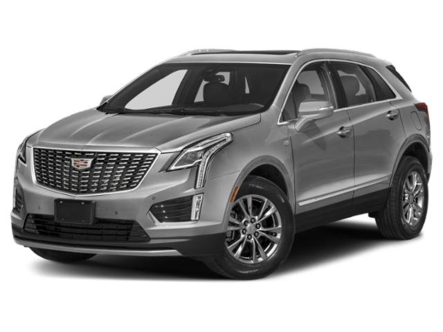 2021 Cadillac XT5 FWD Luxury FWD 4dr Luxury Turbocharged Gas I4 2.0L/ [0]