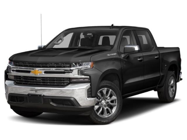 """2021 Chevrolet Silverado 1500 LT 4WD Crew Cab 147"""" LT w/2FL Turbocharged Gas I4 2.7L/166 [8]"""
