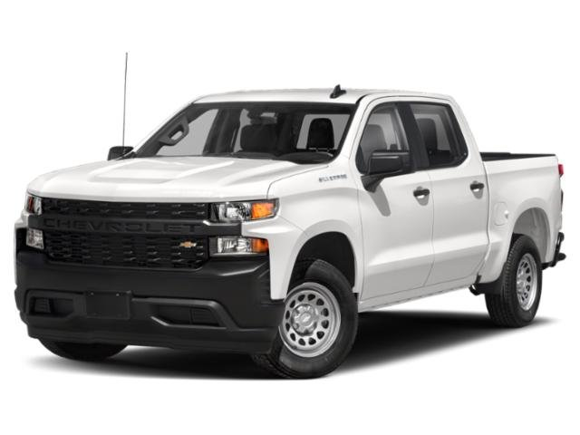 "2021 Chevrolet Silverado 1500 Custom Trail Boss 4WD Crew Cab 147"" Custom Trail Boss Gas V8 5.3L/325 [5]"