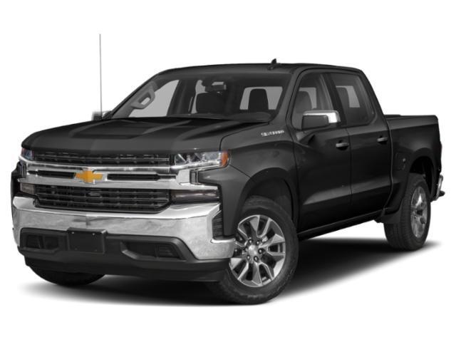 """2021 Chevrolet Silverado 1500 LT 4WD Crew Cab 147"""" LT w/2FL Turbocharged Gas I4 2.7L/166 [0]"""