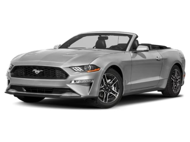 2021 Ford Mustang EcoBoost EcoBoost Convertible Intercooled Turbo Premium Unleaded I-4 2.3 L/140 [7]