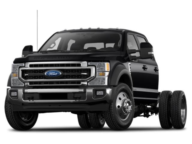 2021 Ford Super Duty F-550 DRW  Intercooled Turbo Diesel V-8 6.7 L/406 [8]