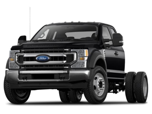 2021 Ford Super Duty F-550 DRW XL  Intercooled Turbo Diesel V-8 6.7 L/406 [7]