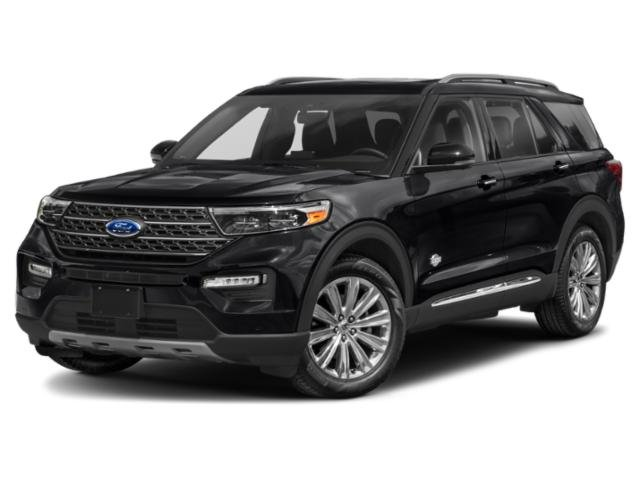 2021 Ford Explorer XLT XLT RWD Intercooled Turbo Premium Unleaded I-4 2.3 L/140 [10]