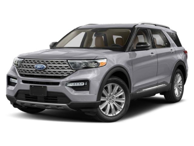2021 Ford Explorer XLT XLT RWD Intercooled Turbo Premium Unleaded I-4 2.3 L/140 [12]