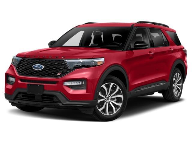 2021 Ford Explorer ST ST 4WD Twin Turbo Premium Unleaded V-6 3.0 L/183 [20]
