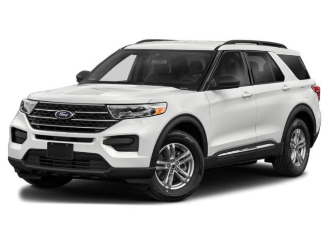 2021 Ford Explorer XLT XLT RWD Intercooled Turbo Premium Unleaded I-4 2.3 L/140 [1]