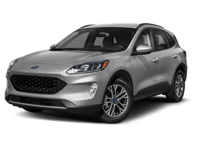 2021 Ford Escape SE SE FWD Intercooled Turbo Premium Unleaded I-3 1.5 L/91 [2]