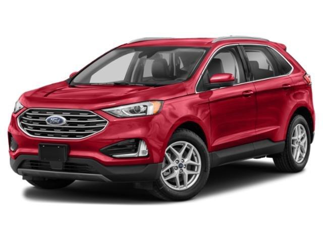2021 Ford Edge SEL SEL FWD Intercooled Turbo Premium Unleaded I-4 2.0 L/122 [0]