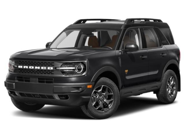 2021 Ford Bronco Sport Badlands Badlands 4x4 *Ltd Avail* Intercooled Turbo Premium Unleaded I-4 2.0 L/122 [15]