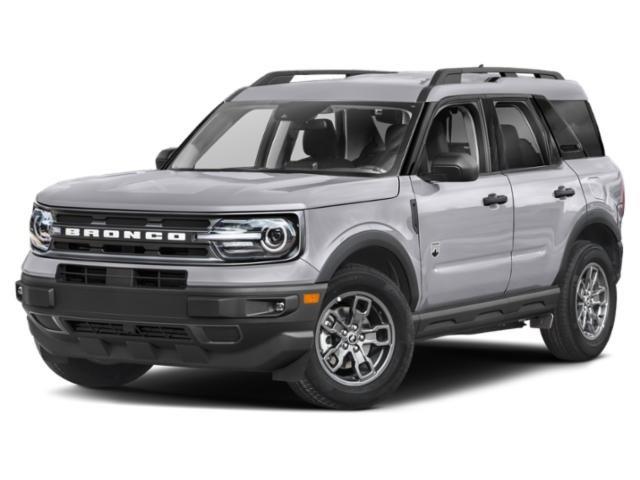 2021 Ford Bronco Sport Big Bend Big Bend 4x4 Intercooled Turbo Premium Unleaded I-3 1.5 L/91 [4]