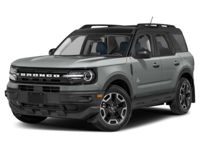 2021 Ford Bronco Sport Outer Banks Outer Banks 4x4 Intercooled Turbo Premium Unleaded I-3 1.5 L/91 [9]