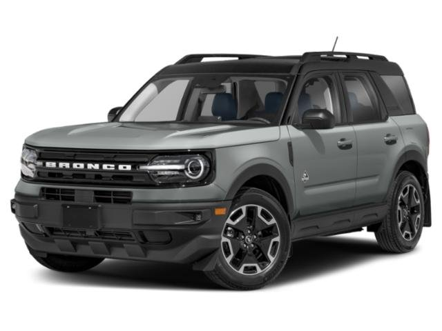 2021 Ford Bronco Sport Outer Banks Outer Banks 4x4 Intercooled Turbo Premium Unleaded I-3 1.5 L/91 [2]