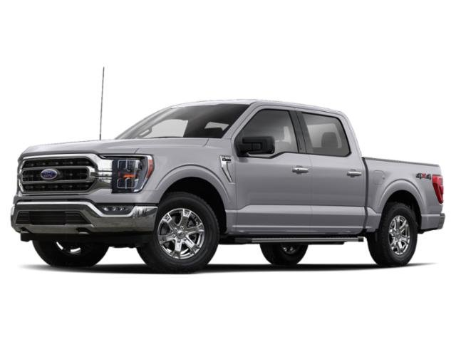 2021 Ford F-150 LARIAT LARIAT 4WD SuperCrew 5.5′ Box Regular Unleaded 2.7 L EcoBoost [0]