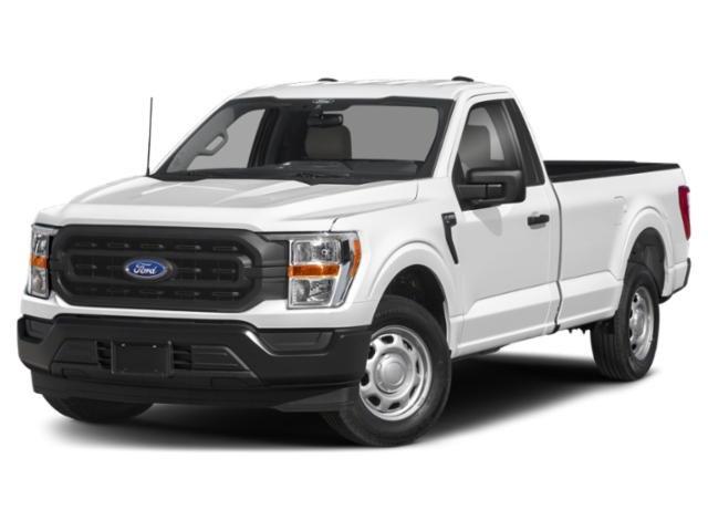 2021 Ford F-150 XL  Regular Unleaded V-6 3.3 L/204 [16]
