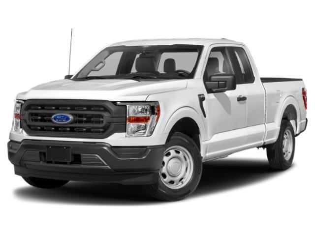 2021 Ford F-150 XL XL 2WD SuperCab 6.5' Box Regular Unleaded V-6 3.3 L/204 [0]