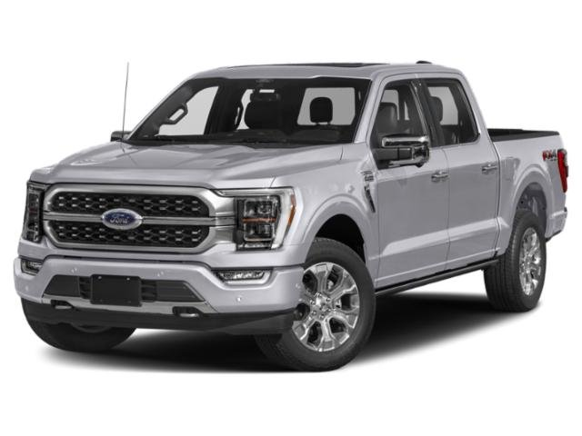 2021 Ford F-150 Platinum  PowerBoost Full-Hybrid V6 3.5 L [21]