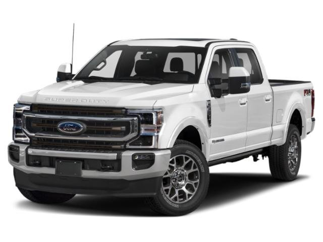 2021 Ford Super Duty F-250 SRW XL STX  Regular Unleaded V-8 6.2 L/379 [1]