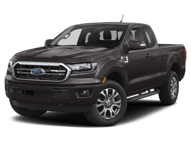 2021 Ford Ranger  Intercooled Turbo Regular Unleaded I-4 2.3 L/140 [2]
