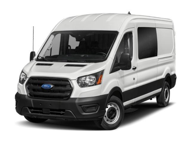 2021 Ford Transit Crew Van  Regular Unleaded V-6 3.5 L/213 [23]