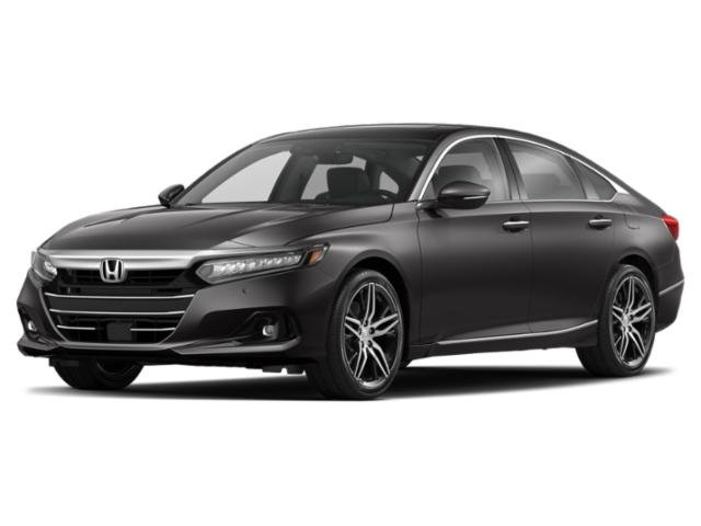 2021 Honda Accord Touring 2.0T Touring 2.0T Auto Intercooled Turbo Regular Unleaded I-4 2.0 L/122 [4]