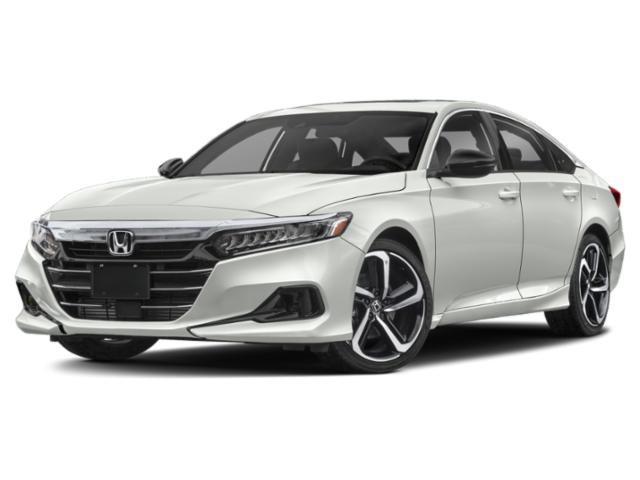 2021 Honda Accord Sedan LX LX 1.5T CVT Intercooled Turbo Regular Unleaded I-4 1.5 L/91 [0]
