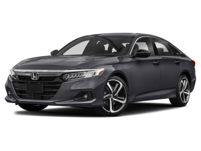 2021 Honda Accord Sedan Sport Sport 1.5T CVT Intercooled Turbo Regular Unleaded I-4 1.5 L/91 [14]