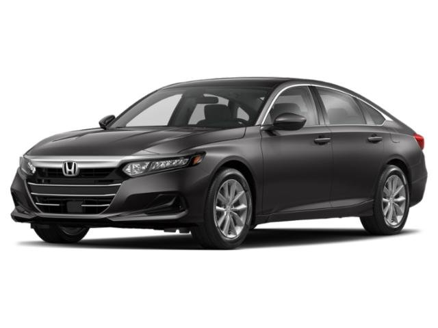 2021 Honda Accord Sedan LX LX 1.5T CVT Intercooled Turbo Regular Unleaded I-4 1.5 L/91 [3]