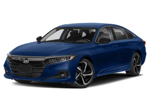 2021 Honda Accord Sedan Sport SE Sport SE 1.5T CVT Intercooled Turbo Regular Unleaded I-4 1.5 L/91 [7]