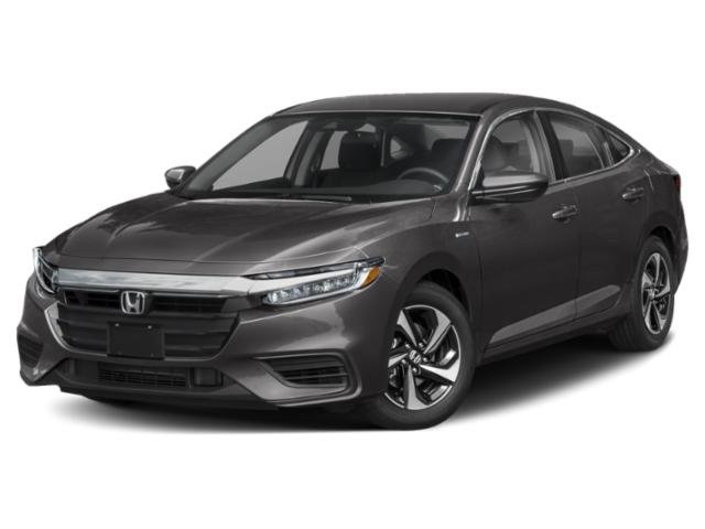 2021 Honda Insight Touring Touring CVT Gas/Electric I-4 1.5 L/91 [4]