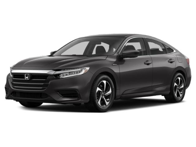 2021 Honda Insight LX LX CVT Gas/Electric I-4 1.5 L/91 [2]