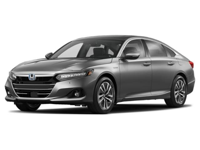 2021 Honda Accord Hybrid EX-L EX-L Sedan Gas/Electric I-4 2.0 L/122 [2]