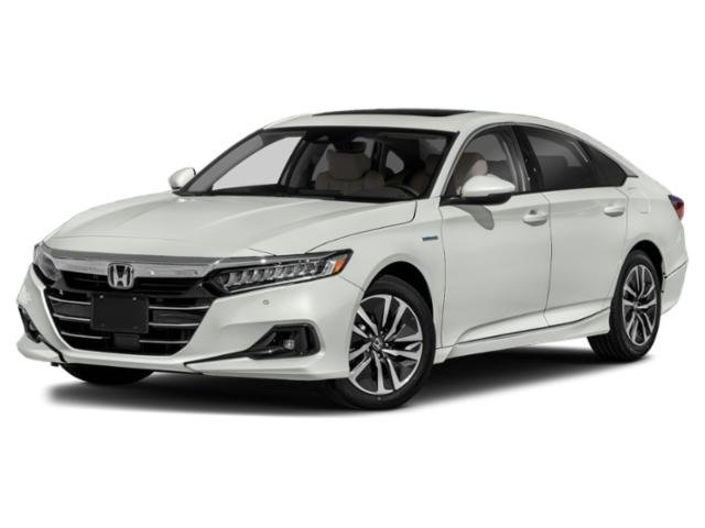 2021 Honda Accord Hybrid EX-L EX-L Sedan Gas/Electric I-4 2.0 L/122 [4]