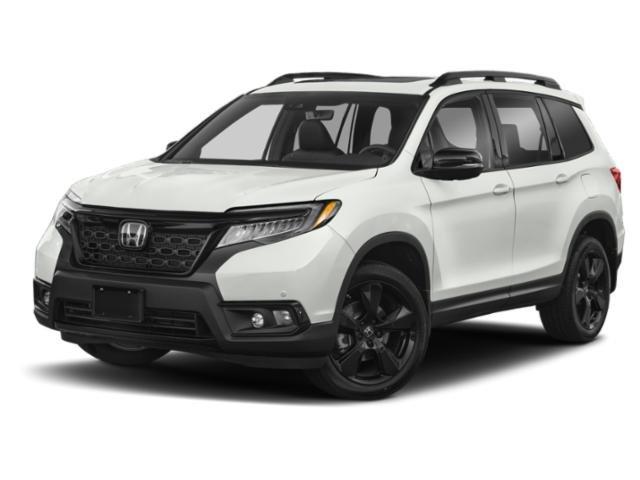 2021 Honda Passport EX-L EX-L FWD Regular Unleaded V-6 3.5 L/212 [4]