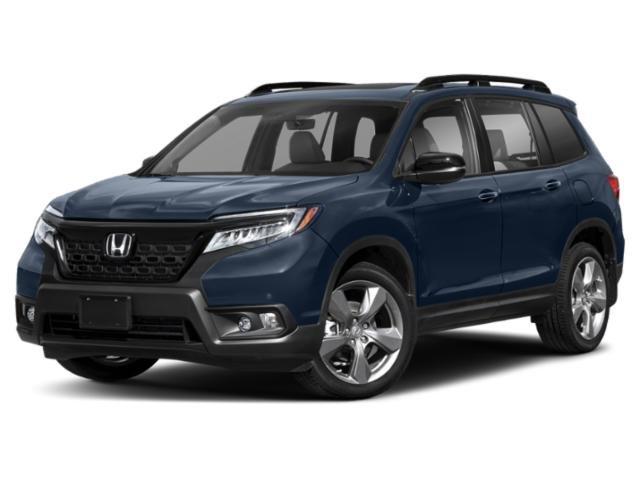 2021 Honda Passport Touring Touring AWD Regular Unleaded V-6 3.5 L/212 [1]