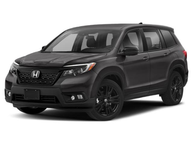 2021 Honda Passport Sport Sport FWD Regular Unleaded V-6 3.5 L/212 [0]