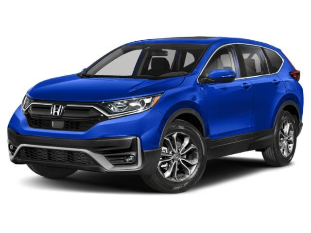 2021 Honda CR-V EX EX 2WD Intercooled Turbo Regular Unleaded I-4 1.5 L/91 [1]