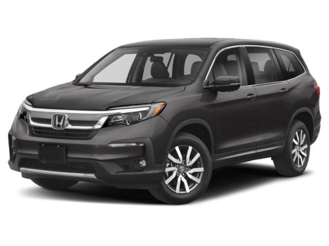 2021 Honda Pilot EX EX AWD Regular Unleaded V-6 3.5 L/212 [0]