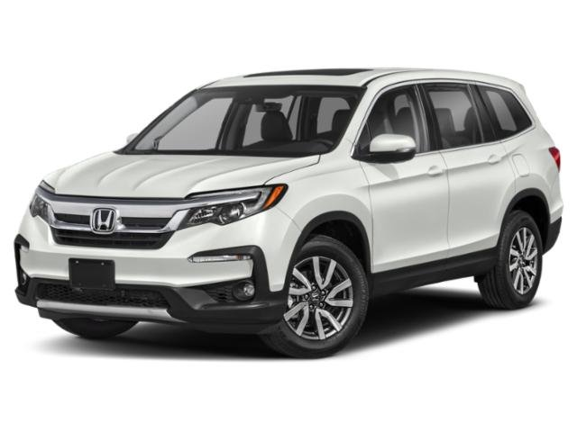 2021 Honda Pilot EX-L EX-L AWD Regular Unleaded V-6 3.5 L/212 [8]