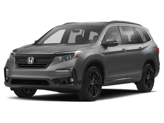 2021 Honda Pilot Special Edition Special Edition AWD Regular Unleaded V-6 3.5 L/212 [10]